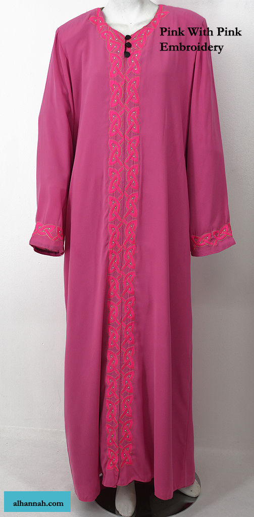 Bilqees Abaya - Trekk over stil ab663