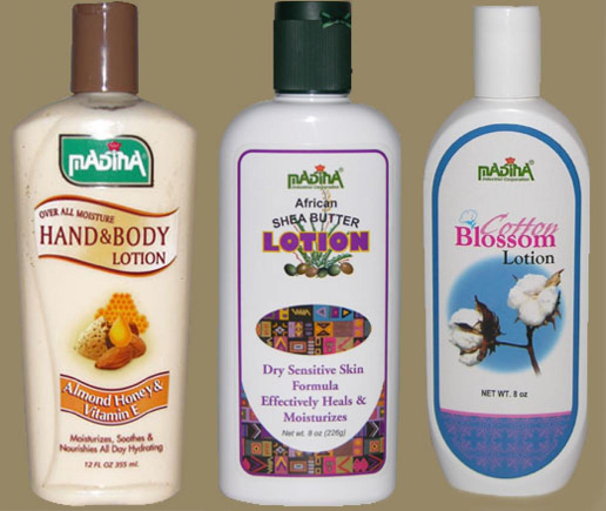 Halal Hand and Body Lotions gi387