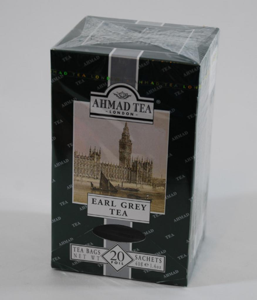 Ahmad Tea Earl Grey čaj gi432