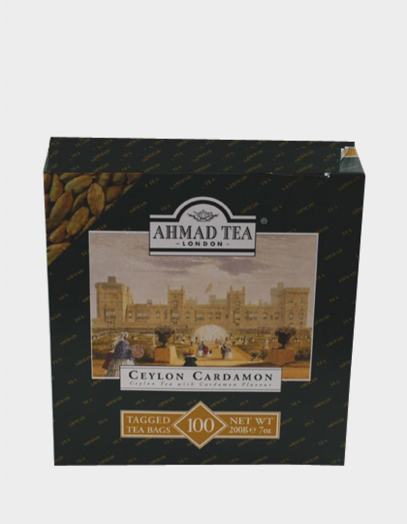 Ahmad tea Ceylon kardamon tea gi433