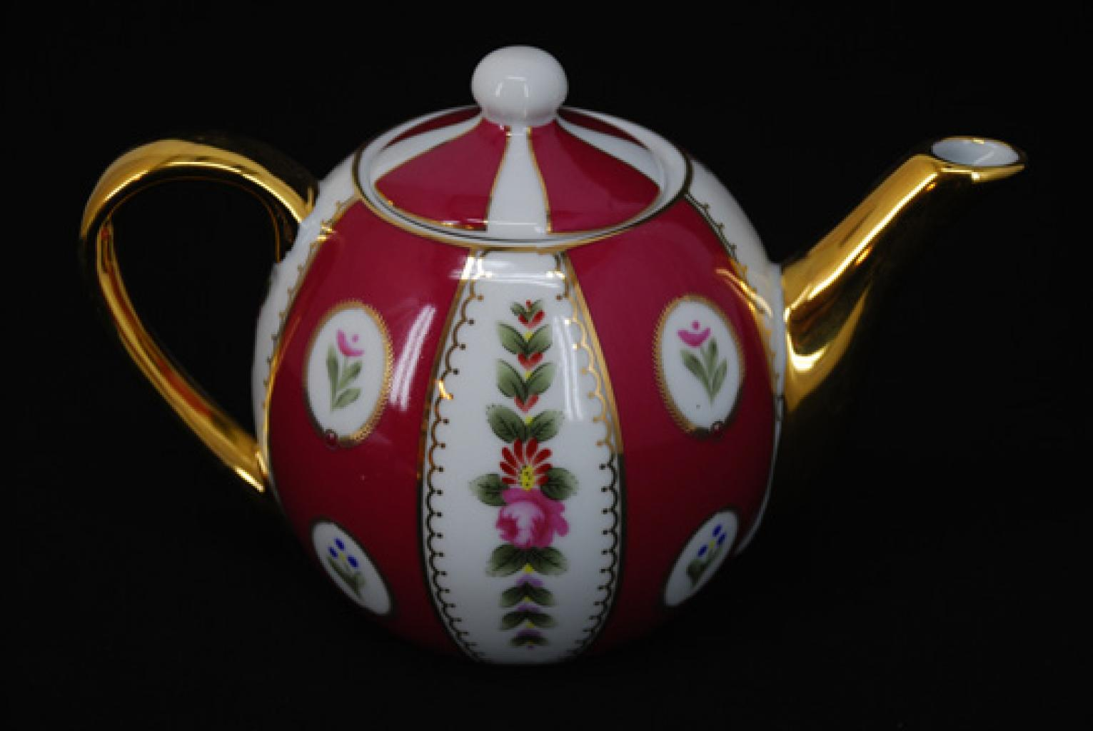 Tetera china decorativa gi582