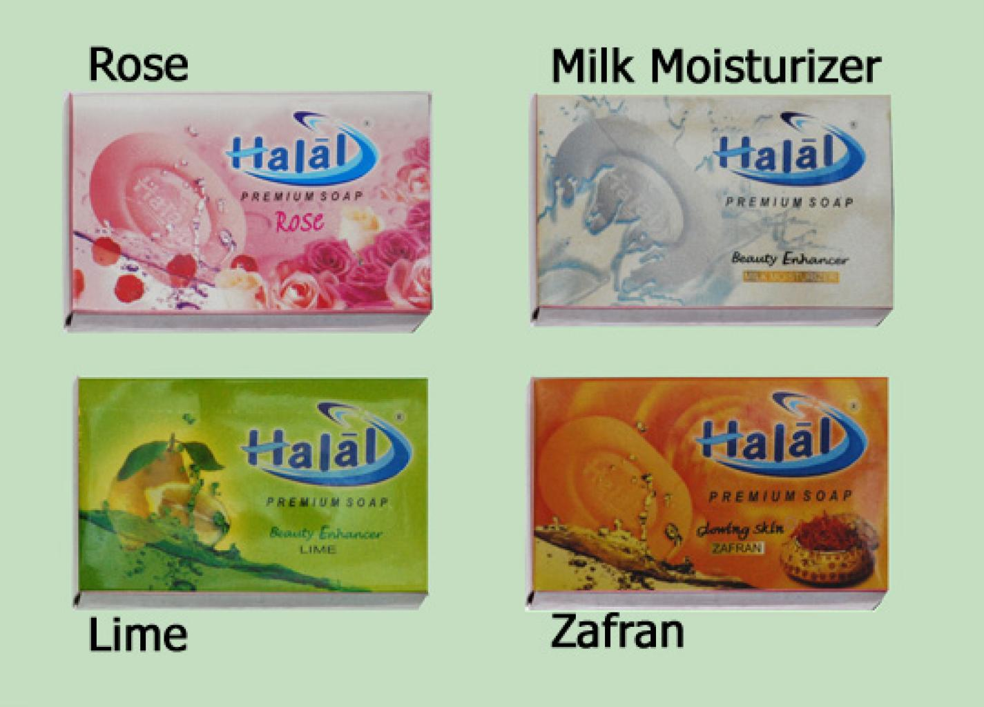 Halal Brand Indian Soap gi600