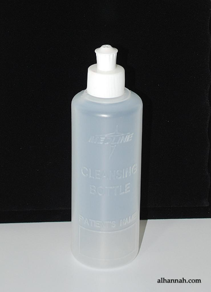 Plastic Cleansing Bottle - Hand-Bidet gi681