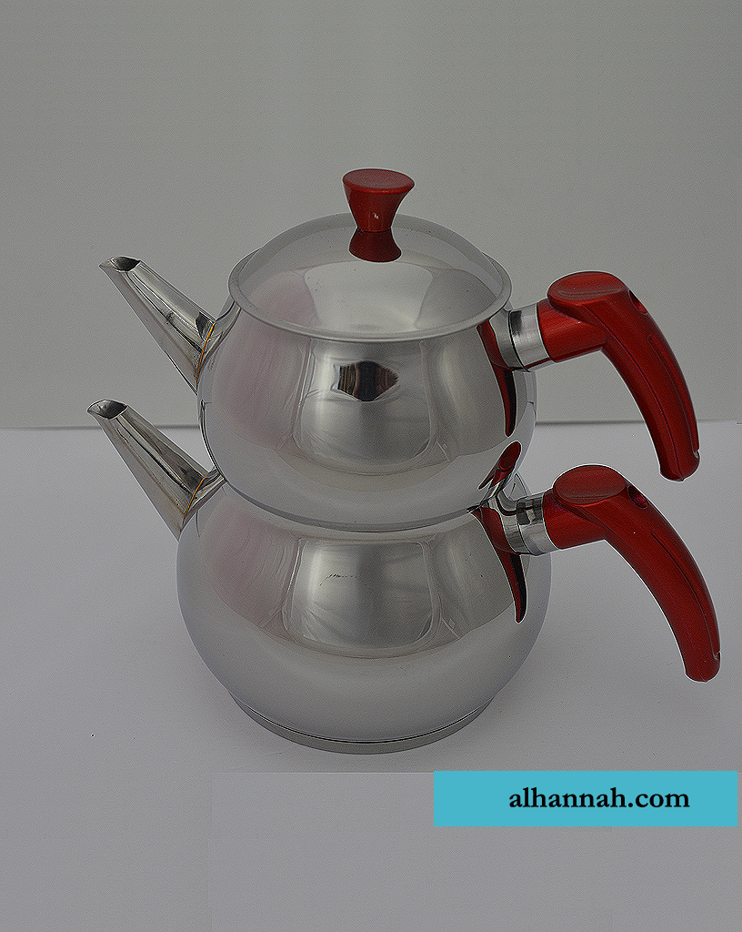 Turkish Double Teapot gi906