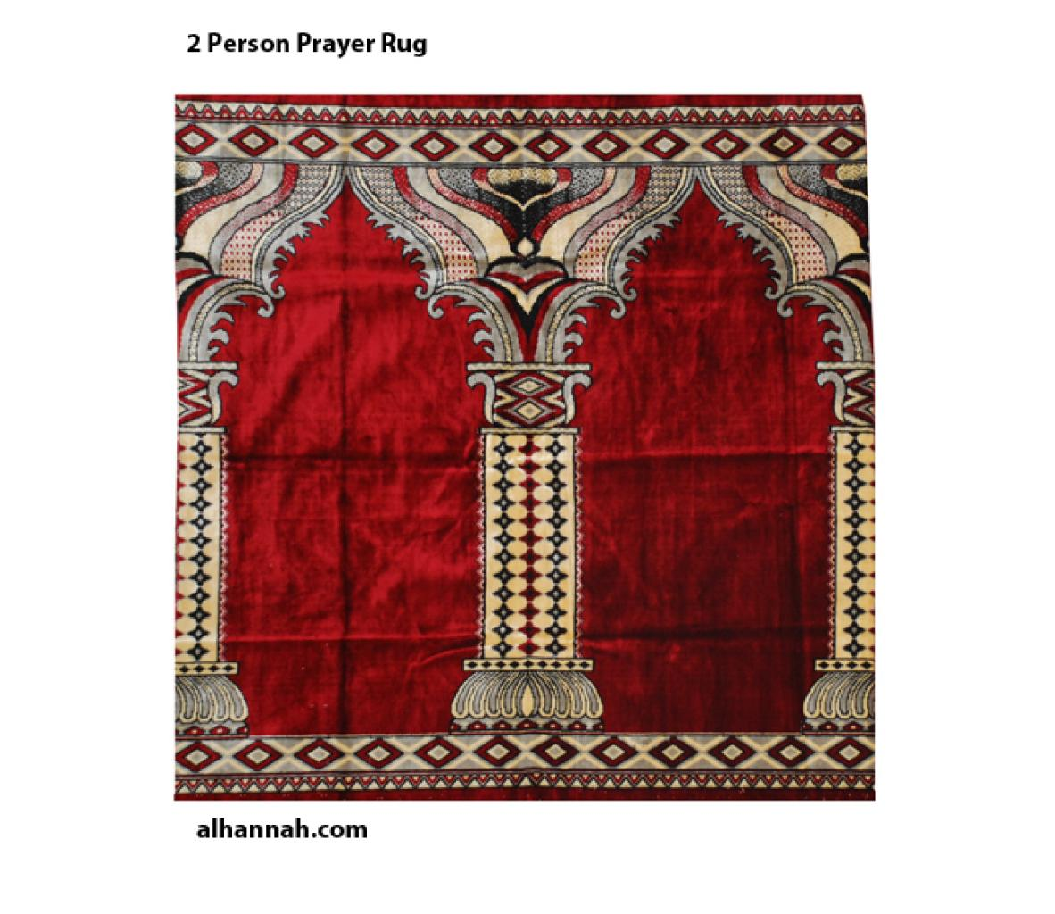 2 Osoba Prayer Rug II1022
