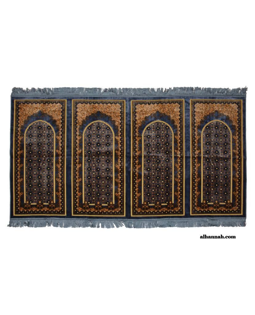 4 Person Woven Turkish Prayer Rug ii1049