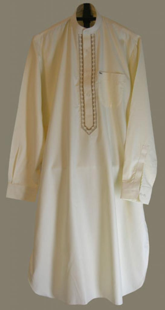 Mens Embroidered Long Kurta Shirt  me496