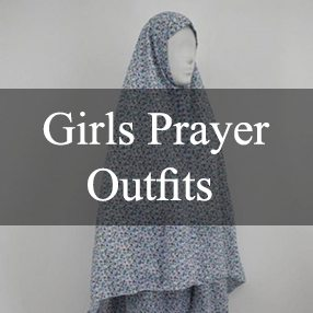 Girls Prayer Outfits