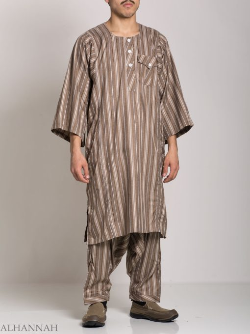 Sudanese Mens Pants Suit me685 (4)