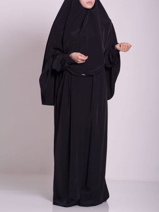 Woman's Three Piece Hajj Garment ps309 (6)