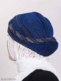 Buggle Beaded Floral Undercap ac308 (5)