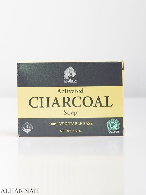 Activated Charcoal Soap Madina gi958 (5)