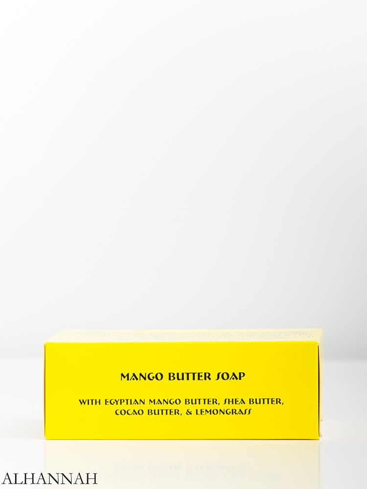 African Mango Butter Soap With Egyptian Mango Butter And Shea