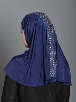 Prydet Laced One-Piece Al-Amira Hijab Hi2174 (1)