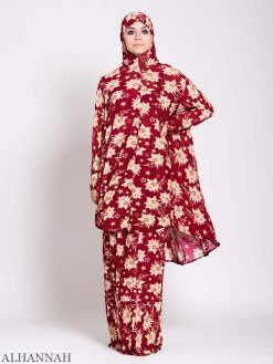 Floral Star Burst 2 stykke Prayer outfit