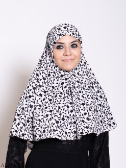 Blossoming Vines Amira Hijab
