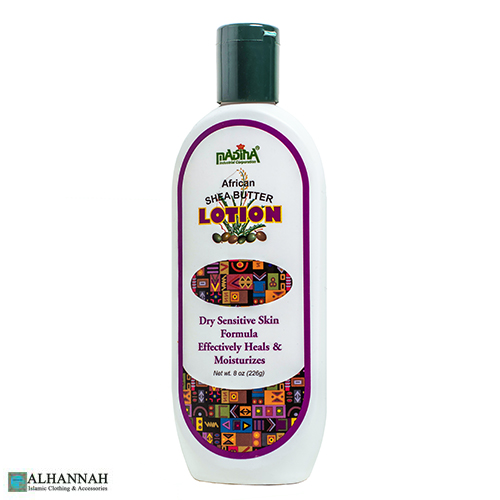 African Shea Butter Lotion