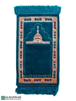 Kids Prayer Rug Masjid An Nabawi