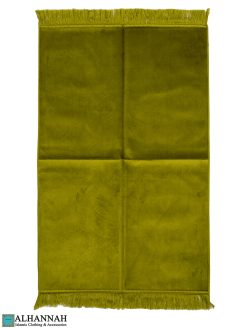 Cactus Green Prayer Rug