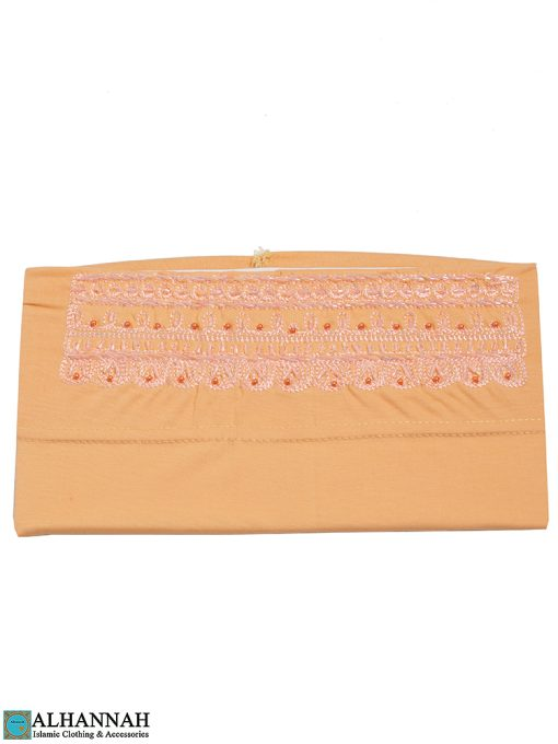 Hijab Underscarf Orange Creamsicle