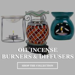 Incense Oil Burners