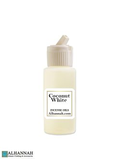 Incense Oils Coconut White